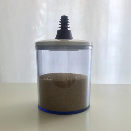Contenedor de vacío Magic Vac 0,75 Litros + tapón de vacío para botellas.